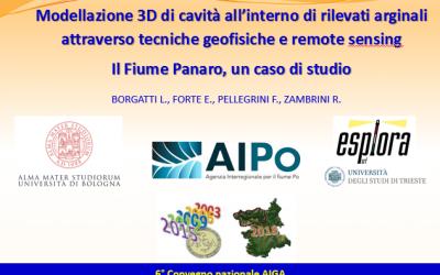 CONVEGNO ASSOCIAZIONE ITALIANA DI GEOLOGIA APPLICATA E AMBIENTALE (A.I.G.A) 27-29 GIUGNO 2018 COURMAYEUR