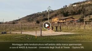 ARCHITETTURE TESSILI, UNO STUDIO SPERIMENTALE CON L'ATENEO TRIESTINO